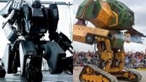 MegaBots vs Kuratas – who will champion