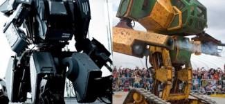 MegaBots vs Kuratas – who will champion