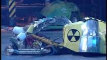 Robot Wars: Razer vs Robochicken vs Velocirippa (Extended Battle)