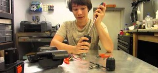 How to build a Combat Robot – Episode 1 Cordless Drill Hacking