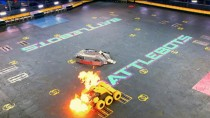Bronco vs. Stinger – BattleBots